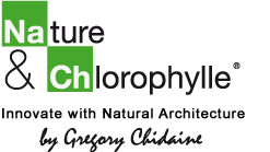 Nature & Chlorophylle, innovation au service de l'architecture Naturelle
